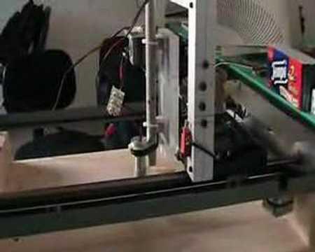 DIY CNC Laser by CaPo
