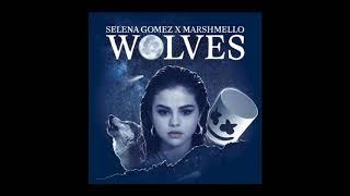 Download Lagu Selena Gomez/Marshmello - Wolves (Bass Boosted) Gratis STAFABAND