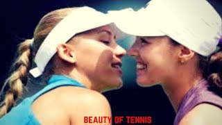 Tennis TOP5. Most Beautiful Tennis Players of All Time