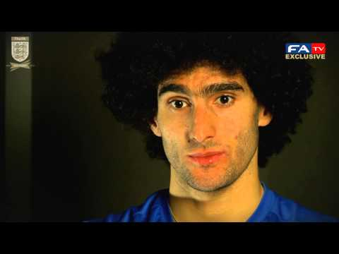 Marouane Fellaini looks ahead to Everton vs Wigan, FA Cup Sixth Round | FATV