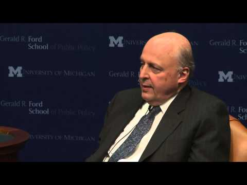 .@fordschool - John Negroponte: A conversation on leadership and foreign policy