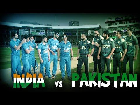 India vs Pakistan Cricket Rap Battle || Shudh Desi Raps thumbnail