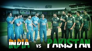 India vs Pakistan Cricket Rap Battle || Shudh Desi Raps