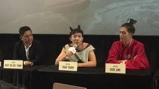 Trấn Thành chia sẻ về vai diễn trong phim Trạng Quỳnh