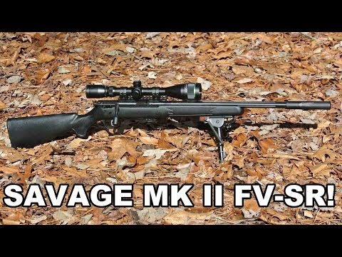 Savage Mk II FV-SR! Silent Precision at a Great Price