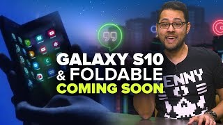 Foldable Galaxy will arrive in March, says report (Alphabet City)