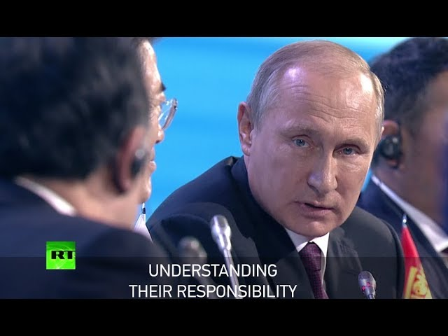 Putin: Weapons of mass destruction will not be used on Korean peninsula