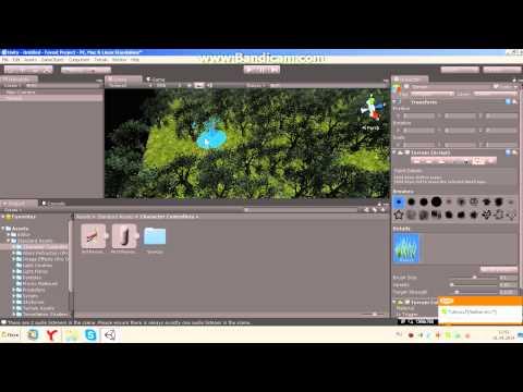 Текстуры - Графика в Unity 3D