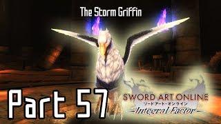 Sword Art Online: Integral Factor - The Storm Griffin! [Part 57/Floor 11 Boss]