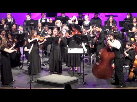 100 Years by Riverside High School Senior Orchestra