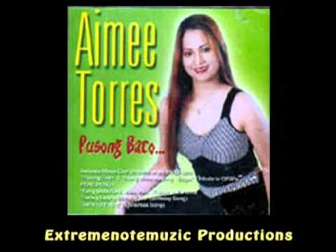 Pusong Bato with lyrics (original version) - Aimee Torres.flv
