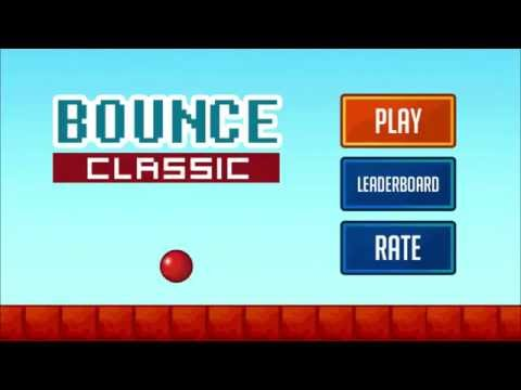 Bounce Classic Game APK Cover