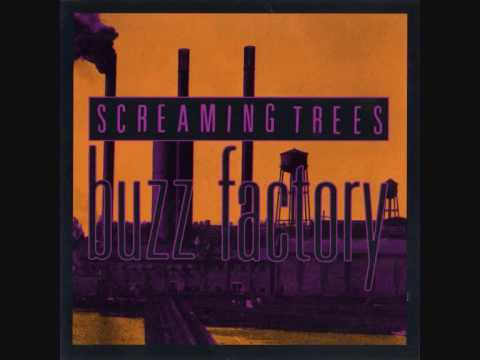 Screaming Trees - The Looking Glass Cracked