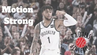 Brooklyn Nets - Motion Strong - Five-Out - Dribble Option