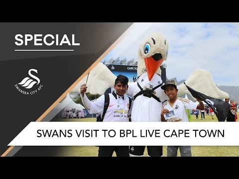 Swans TV - Highlights of Swans visit to BPL Live Cape Town