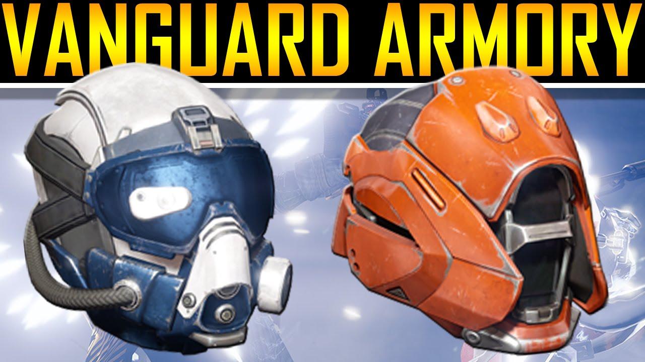 Destiny trailer vanguard armory pre order bonus youtube