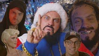 A DJ Khaled Christmas (ft. Post Malone, Halsey, Logic & Eminem) (Parody)