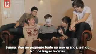 One Direction Video - One Direction   Video Diary 2 Traducido al español