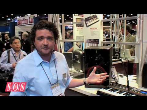 Akai RPM8 & MPK61 - Summer NAMM '09
