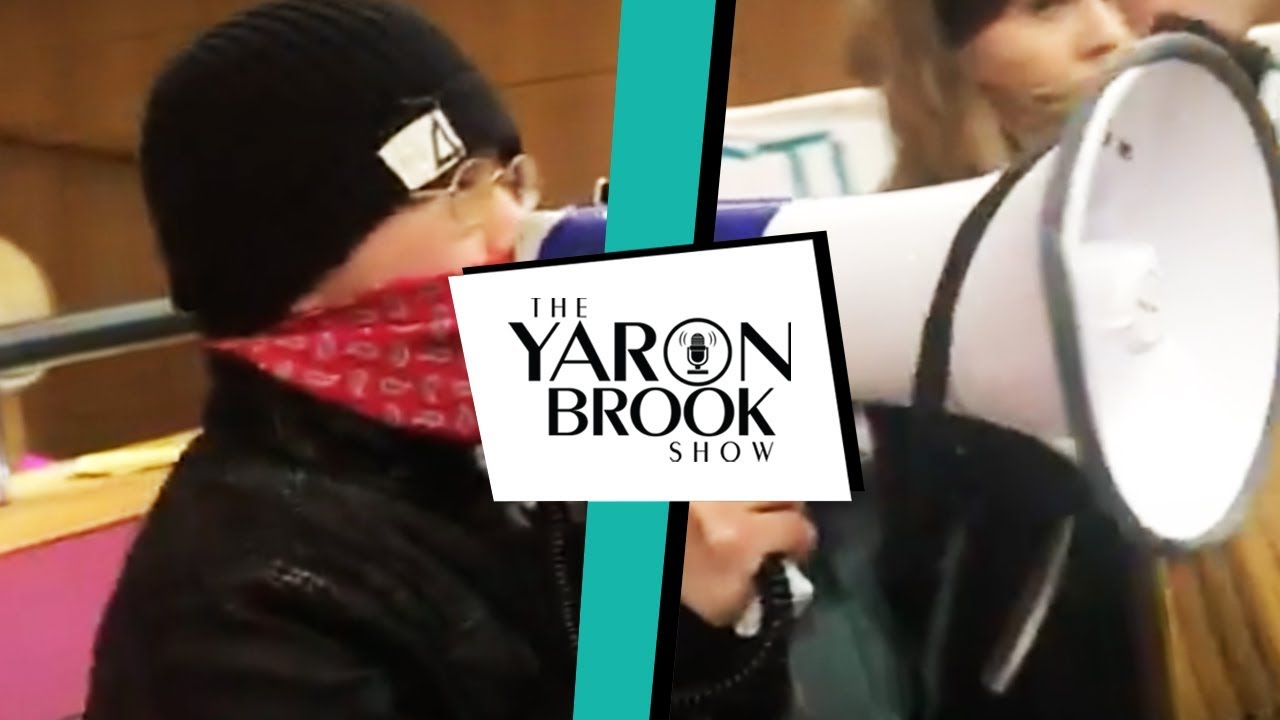 FULL VIDEO: Antifa ATTACKS Kings Libertarian Society: Yaron Brook and Sargon of Akkad Attacked