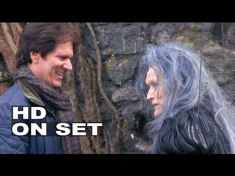 Into the Woods: Behind the Scenes Movie Broll 2- Meryl Streep, Johnny Depp
