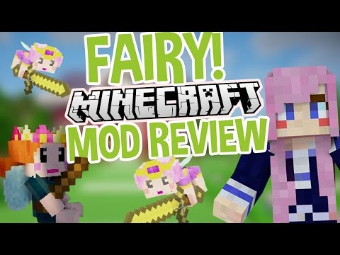 Fairy Mod | Minecraft Mod