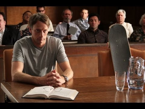 Skateboarding is a Crime (with Tony Hawk)