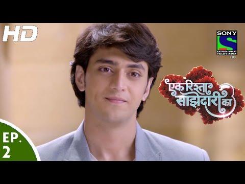 Ek Rishta Saajhedari Ka - एक रिश्ता साझेदारी का - Episode 2 - 9th August, 2016 thumbnail