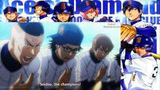 Best of Diamond no Ace #06 - Yuukis leader speech