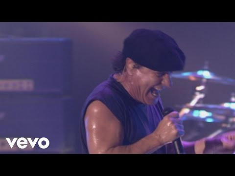 AC/DC - Thunderstruck (Live @ Sydney, 1996)