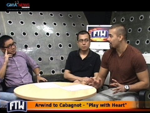 FTW: Arwind to Cabagnot �Play with Heart�
