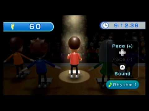 Wii Steps Plus