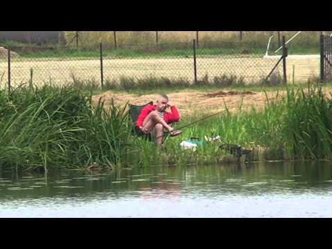 Zawody Spławikowe - Konstancin - Jeziorna 08.07.2012 Jezioro W Bielawie