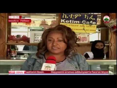 Haala Oromoonni Finfinnee keessa jiraatan  itti jira. 09 01 2011