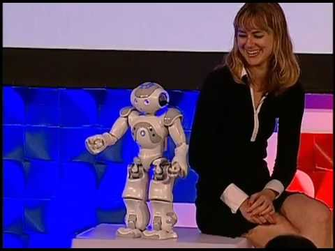 Disruptive robots and charismatic technology, Heather Knight - Innovation for the Nation