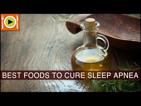 Best Foods  to Cure Sleep Apnea | Including Low Fat Dairy Products & Fiber Rich Foods