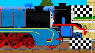 THOMAS AND FRIENDS ANIMATED - THE GREAT RACE OF SODOR