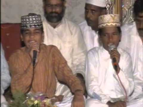 Sohna Aen Manmona Aen Ay Amina Tera Laal By Shakeel Brothers video