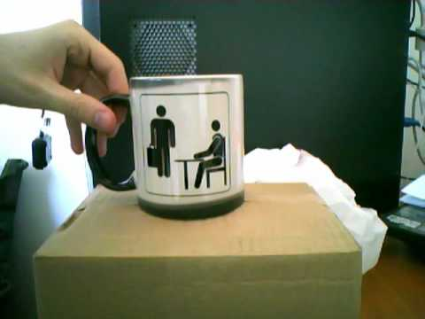 The Office Heat Sensitive Mug