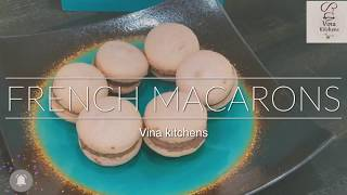 How to make French Macarons / French Macarons/perfect Macarons recipe