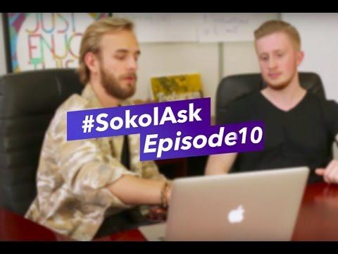 Высшее образование в сфере маркетинга, инфобизнес, книги, практика | #SokolAsk Episode 10