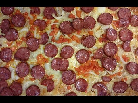 Aprenda a fazer pizzas