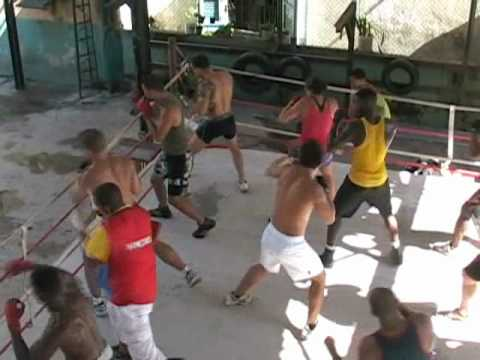 FFA Boxing in Cuba - Part 2: A Day of Boxing Training Image 1