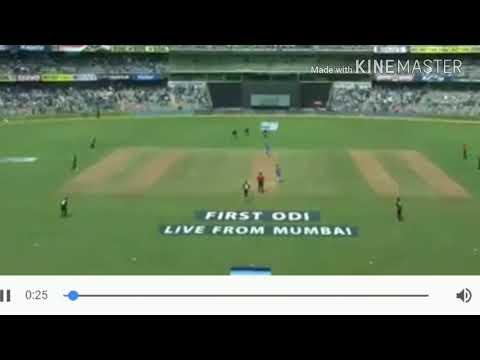 India Vs New Zealand 1st Odi Highlights 23 10 2017