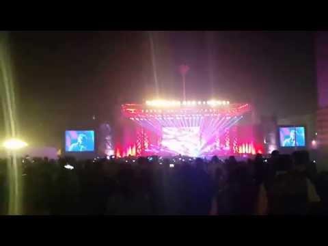 Arijit Singh ''ek Paye Nupur Amar'' Live In Bangladesh video