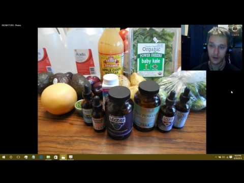 Infowars Life Triple Cleanse Challenge - Overview & Day 1