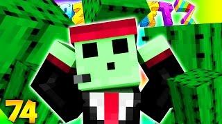 Minecraft CRAZY CRAFT 3.0 - CACTUS PRANKING PETEZAHHUTT #74