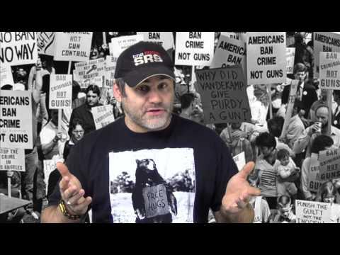 Dianne Feinstein & Assault Weapons Ban