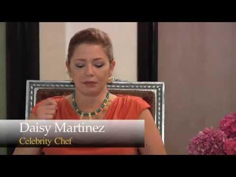 Celebrity Chef Daisy Martinez reveals her beauty secrets to MY LIfestyle Magazine