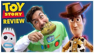 Toy Story 4 Food Review (EXCLUSIVE)
